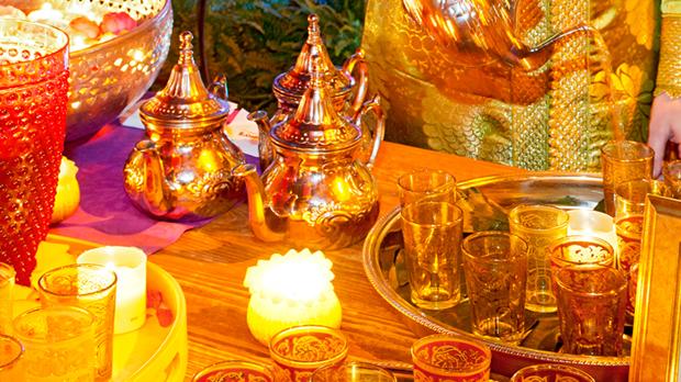 Espelma per decoració d' events