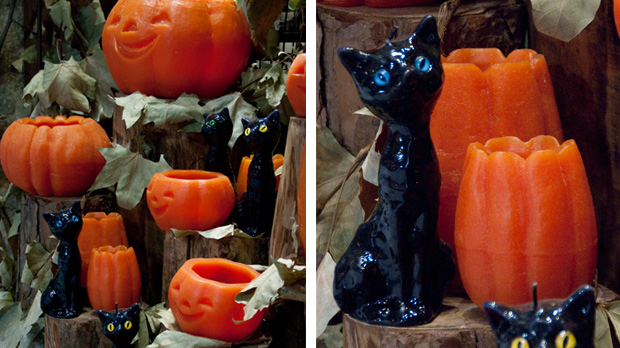 Carved-Pumkin-Halloween-Candles
