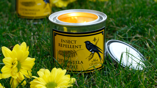 Citronella-Anti-Mosquito-Candle