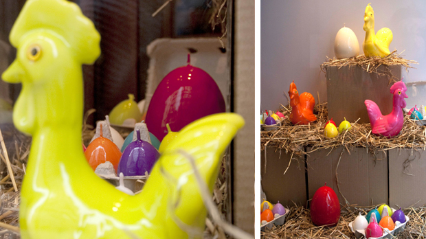 Easter-candles-display
