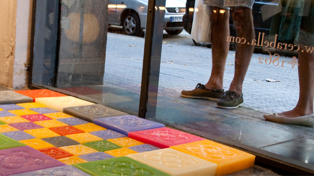 Espelma-Panot-de-Barcelona