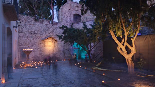 Espelmes Santa Madrona