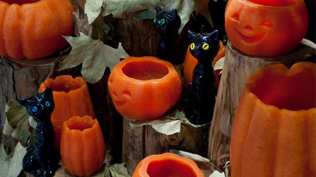 Halloween-Jack-O-lantern-Candle