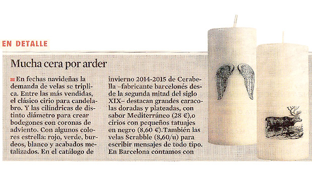 LaVanguardia-Cerabella-Candles