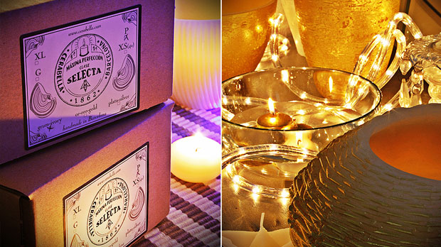 Glowing Cerabella Candles at Home and Life Style