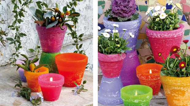 Garden Citronella Candles