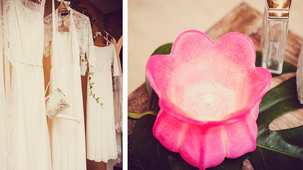 Espelmes per casaments