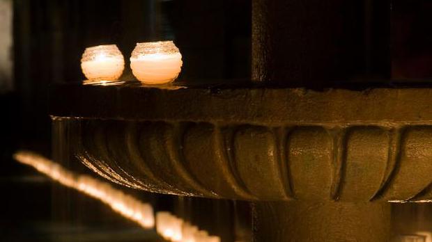 Barcelona a la llum de les espelmes I