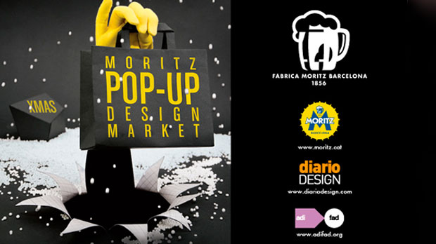 Velas Nomon & Cerabella en la Moritz Pop-up store